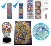 Bookmarks, Notebooks, Lamps, Etc.