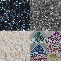 Crystal, Pearly AB & Metallic Drills